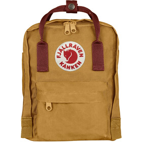 Fjällräven Kånken Mini Backpack Kids acorn-ox red